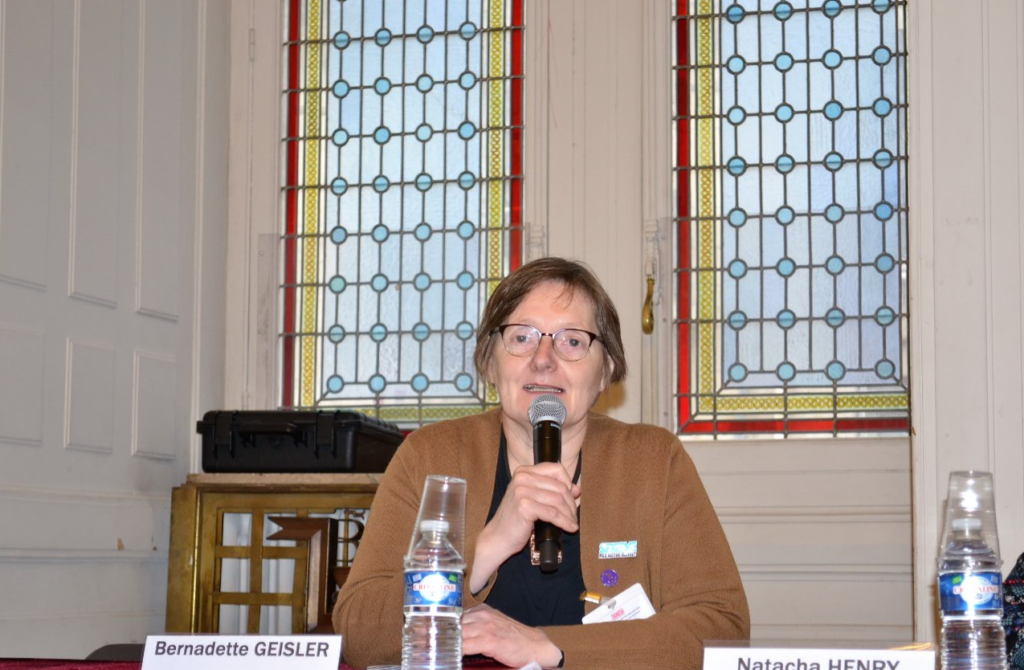 Bernadette Geisler, Chargée de mission droits des femmes et égalité de genre, Ville et Eurométropole de Strasbourg / Crédits photo : Pierre Granger
