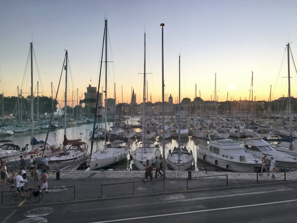 le port de la rochelle - photo marion muracciole